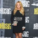 Miranda Lambert – 2017 CMT Music Awards in Nashville - 454 x 683