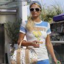 Paris Hilton - O&A in Beverly Hills 11/03/11