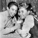 Johnny Crawford & Cheryl Holdridge - 400 x 518