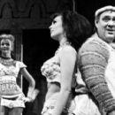A FUNNY THING HAPPENED ON THE WAY TO THE FORUM 1962 Original Broadway Cast Starring Zero Mostel