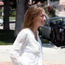 Jennifer Love Hewitt - In A White Blouse On A Windy Day 2008-05-21