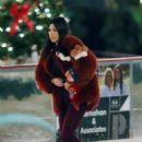 Kourtney Kardashian – Ice skating at a Christmas party in Thousand Oaks - 454 x 669