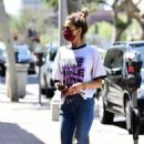 Alessandra Ambrosio – Pictured at Kreation in Brentwood