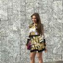 Xenia Tchoumitcheva – Convivio 2018 Red Carpet in Milan - 454 x 681