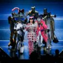 Katy Perry Performs On Tour In Shanghai