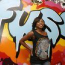 "Naturi Naughton Visits fuse TV's ""The Hip Hop Show"""