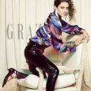 Kangana Ranaut - Grazia Magazine Pictorial [India] (October 2017) - 454 x 567