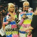 Blac Chyna and Amber Rose Attend the 2015 VMA Awards at the Microsoft Theater in Los Angeles, California - August 30, 2015