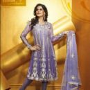 Zarine Khan Exclusive Roopam Dress Collections - 420 x 526