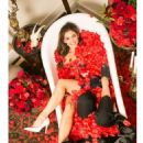 Danielle Campbell – LAND of Distraction Launch Event Photo Booth in LA December 6, 2017