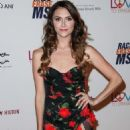 Alyson Stoner – 2018 Race to Erase MS Gala in Los Angeles
