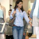 Katie Holmes: Club Monaco Shopping Spree