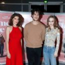 Lily Rose Depp – 'A Faithful Man' Premiere in Paris - 408 x 612