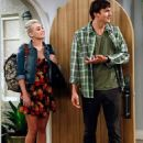 Miley Cyrus as Missi in Two and a Half Men - 454 x 623