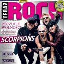 Scorpions - Teraz Rock Magazine Cover [Poland] (March 2015)