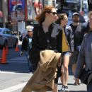 Karen Gillan – Star on the Hollywood Walk of Fame in Los Angeles - 454 x 683