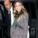 Sarah Jessica Parker – Visits 'Good Morning America' in New York - 454 x 570