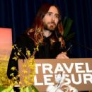 Jared Leto attends the 29th Santa Barbara International Film Festival Virtuosos Award February 4, 2014 in Santa Barbara, Ca