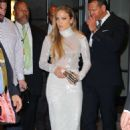 Jennifer Lopez – Night Out in New York