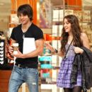 Random photos of Miley Cyrus, Justin Gaston - 400 x 400