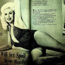 Jayne Mansfield - Filmland Magazine Pictorial [United States] (June 1957)