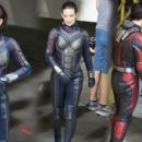 Evangeline Lilly as the Wasp in Ant-Man and the Wasp - 454 x 255