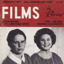 Liv Ullmann - Films in Review Magazine Cover [United Kingdom] (February 1979)