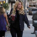 Mischa Barton - Starbucks in Beverly Hills, November 2, 2010