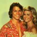Michael Beck and Olivia Newton-John in Xanadu (1980) - 300 x 457