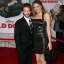 Seth Green and Candace Bailey - 454 x 680