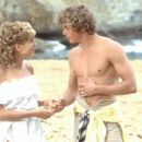 Kristy McNichol and Christopher Atkins