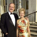 Alyce Faye Eichelberger and John Cleese