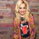 Rita Ora: Vevo Lift Concert held at the Gramercy Theatre in New York City