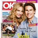 Cameron Diaz, Tom Cruise - OK! Magazine Cover [Slovenia] (July 2010)