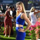 Eugenie Bouchard – Crown IMG Tennis Party in Melbourne - 454 x 521