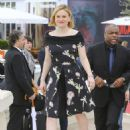 Anna Paquin attends the 'Roots' Photocall as part of MIPTV 2016 on April 4, in Cannes, France