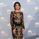 Selena Gomez at te film's Spring Breakers Photocall
