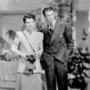 Jimmy Stewart and Ruth Hussey