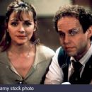 Kim Cattrall and Peter MacNicol