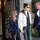 Cara Delevingne and Ashley Benson – Leaving the Ritz Hotel in Paris 03/05/2019 - 454 x 714
