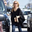 Rachel Zoe was spotted running errands with her son Kaius Berman in Los Angeles, California on March 24, 2017 - 411 x 600