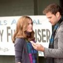 Sara Canning and Matthew Davis