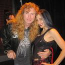 Dave Mustaine and Metal Sanaz