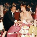 Frank Sinatra and Shirley MacLaine
