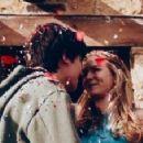 Asa Butterfield and Britt Robertson