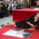 Lynda Carter honored with star on the Hollywood Walk of Fame in Hollywood - 454 x 315