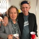 Angus Young & Keith Richards
