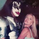 Gene Simmons and Shannon Tweed - 454 x 568
