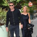 Sam Worthington and Lara Bingle - 454 x 657