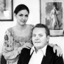 Larry Flynt and Althea Leasure - 437 x 480